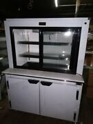 Cooltech Stainless Steel Refrigerated Pie Case 48 Cmph-48pieb