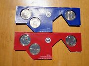 2016 P And D Presidential Dollar 6 Coin Set Lot Sealed Uncirculated Mint Cello