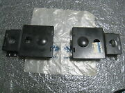 Mk2 Escort Rs2000 Genuine Ford Nos Pair Of Headlamp Mounting Plate Assyand039s