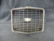 72 73 Mercury Montego Chrome Grille Nice Ford Part D3gb 8a133