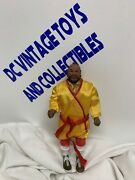 Vintage 1983 Galoob Wrestling Action Figure Mr. T B A Baracus Super Rare Look