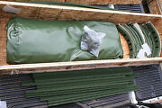 Camo Cargo Cover Kit Complete New In Crate M35 M35a2 M35a2c M35a3 12and039 Truck Bed
