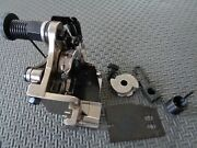 Ruffler Attachment Foot For Industrial Sewing Machine Juki Brother Consew Singer