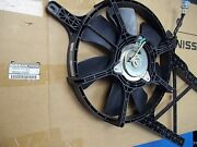 Nissan Genuine Fan And Motor Assy-condensor 92120-ea200