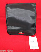 British Airways Airlines Molton Brown London Travel Amenity Kits Bag Pouch Black
