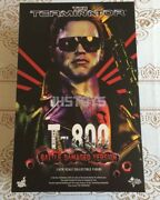 New Hot Toys 1/6 The Terminator T-800 Battle Damaged Version T800 Mms238 Japan