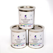 White Epoxy Resin 100 Solids For Garage Floor,concrete,plywood. 3 Qt Kit