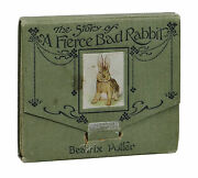 The Story Of A Fierce Bad Rabbit Beatrix Potter First Edition 1906 1st Issue