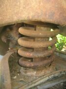 1958 Lincoln Premiere 430 V8 Front Coil Springs Pair Oem Used 1957 1959