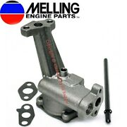 New Melling M83 Stock Volume Oil Pump And Drive Shaft Ford Sb 351w 5.8l Windsor