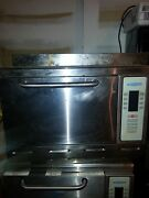 Turbochef Microwave Convection Oven