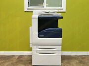 Xerox Workcentre 7220 Laser Color Bw Printer Scanner Copier 20ppm A3 Mfp 7225