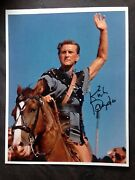 Kirk Douglas Spartacus 8x10 Photo Authentic 100 The Best