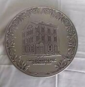 Wilton Pewter First National Bank Limited Edition Trivet Columbia Pa 40/300
