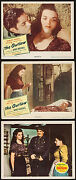 Posters The Outlaw 3 Lobby Cards 1 Autographed Signed By Jane Russell 1941 1946