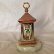 Disney Ron Lee 1999 Peter Pan Tinkerbell Trap In The Lantern Le Figurine