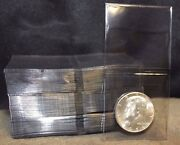 200 2x2 Coin Holder Grading Submission Flip Tcdc Non Pvc Plastic Double Pocket