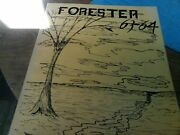 Forest Hill Collegiate Yearbook 1963-64 Toronto Forester