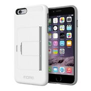 Genuine Incipio Iphone 6s Plus And 6 Plus 5.5 Stowaway Advance Stand Case Cover