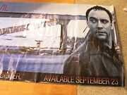 Dave Matthews Signed Some Devil Record Store Banner Coa + Proof Rare 1 Of 1
