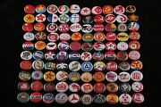 Huge World Communist Socialist Party Solidarity Lot 100 Button Badge Pin