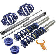 Coilover Kit For Bmw E46 320 323 325 328 330 335 Cabrio Shock Absorbers Struts