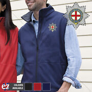 Coldstream Guards - Body Warmer With Embroidered Badge