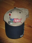 Usa United Stated Of America Statue Of Liberty Adjustable Snap Back Cap