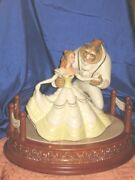 Lenox Beauty And The Beast Limited Edition Sculpture Figurine 10th Anniversary