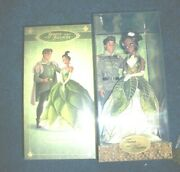 Disney Fairytale Designer Collection Doll Set Tiana And Naveen