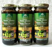 Organic Neem Honey With Manuka Black Seed By Essential Palace Flat Belly Detox