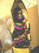 Franklin Mint Maryse Nicole Queen Of The Carnival Masquerade Doll