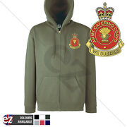 Army Catering Corps - Hoodie Zipped + Personalisation