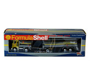 1995 Formula Shell Premier Limited Edition Oil Tanker Collectible Bank