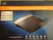 Linksys E2500 300 Mbps 4-port 10/100 Wireless N Router