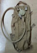 Original British Army Issue Coyote Tan Camelbak 3l Hydration Pack