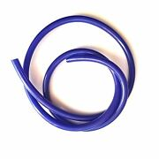 Racing Blue Fuel Line Gas Hose 3/16and039and039 Id For Motorcycle Atv Mini Bike Go Kart