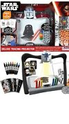 Nib Star Wars Episode Vii The Force Awakens Deluxe Tracing Projector Msrp 59.99