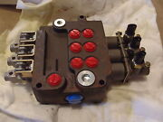 Altec 970093248 Vdp11ccc161 Hydraulic Control Valve Includes 3 Levers New
