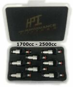 8 New Bosch High Impedance 160lb Injectors Gm Ford Ls1 Chevy Hpi New Style