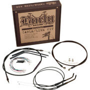 Burly 12 Ape Hanger Cable And Wiring Kit For Harley Davidson Sportsters 2007-2013