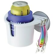 Boatmates Drink Holder Plus Holds Lures And Pliers