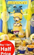 Minions Despicable Me Party Favor ♡ Agnes Margo Edith Gru Gifts For Every Fan