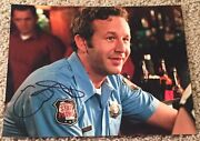 Chris Oand039dowd Signed Autograph Bridesmaids 8x10 Photo B W/exact Proof