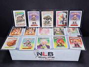1985 Garbage Pail Kids 2nd Series And Up 15 Mixed Card Lot A And B