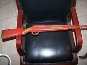 Marx Tin Litho Springfield Clicker Rifle Extremely Rare , I Can't Find One C-3