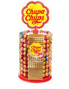 200 Chupa Chups Lollies Display Wheel Stand 200 Assorted Lollies Cheapest Andpound27.95