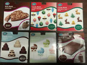 Wholesale Lot Of 100 Make And039n Mold Chocolate Candy Holiday Molds Halloween And More