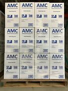 Cast Hand Pallet Stretch Wrap Film 18 X 1500and039 80 Gauge Made In Usa 192 Rolls