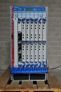 Juniper T1600base-dc T1600 Line Card Chassis 8 Slots W/cooling Sys Back Plane
